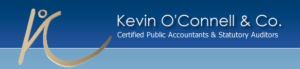 Logo for Kevin O'Connell & Co. Accountants.